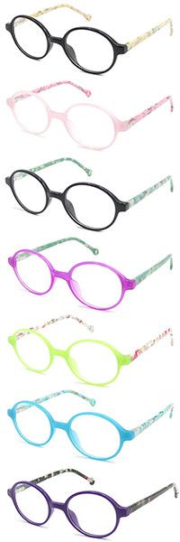fashion injection aecetate kids frame ready stock