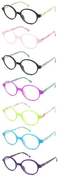 fashion injection aecetate kids frame ready stock