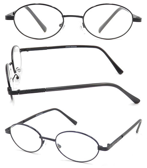 New cheap metal reading glasses unisex style hot selling nice price