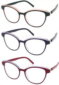 """New """"acetate"""" reading glasses cheap glasses reader eyeglasses"""