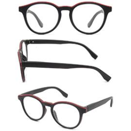 round new style 2021 reading glasses cheap glasses reader eyeglasses
