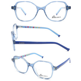 New model Kids acetate optical frame glasses with 3D