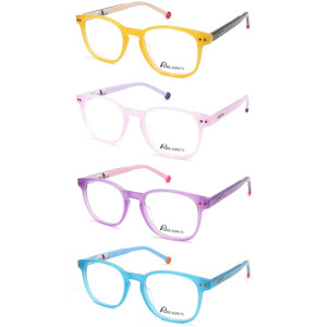 Fancy  Kids acetate optical frame glasses with beatiful printing