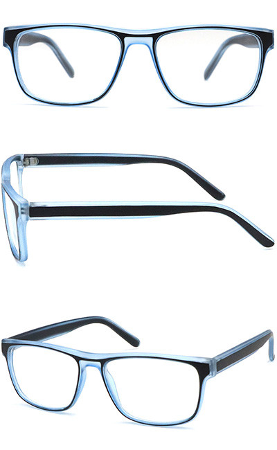 Best selling reading glasses with plastic spring hinge