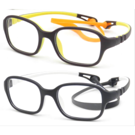 Ready goods soft tr90 fun fashionable kids optical glasses