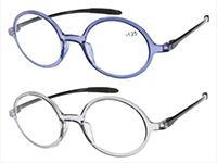 TR90 spectacle eye round design optics cheap granny reading glasses