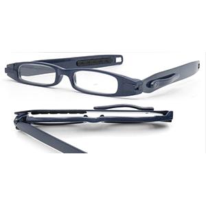 360 Degree Compact Portable Vision Slim TR90 Stock Wholesale ce Reading Glasses Women