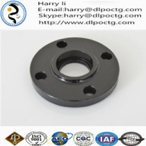 high quantity orifice flanges black malleable iron threaded floor flanges