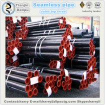 Oil and Gas Industry Low Carbon Seamless Steel Pipe/Hot Rolled Seamless Steel Pipe/Steel Fox Tube