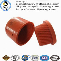 Tianjin Dlipu Superior Quality of Plastic Thread Protector Caps for drilling/Casing / Tubing