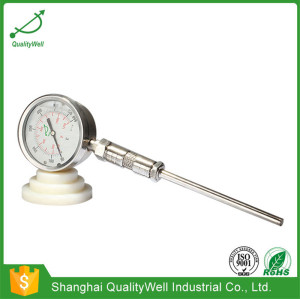 Remote reading thermometer ( All stainless steel 304 shell) ET400-1