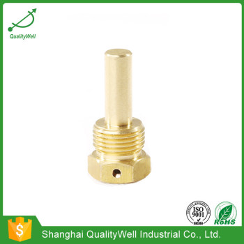 Brass thermowell QWTWB