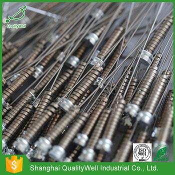 Bimetal coil
