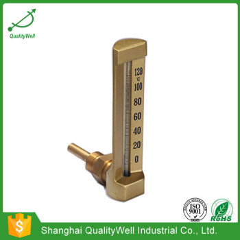SK6 Series industrial glass thermometer