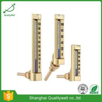 SK8 Series industrial glass thermometer