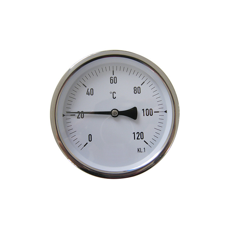 adjustable connection bimetal thermometer A series A type