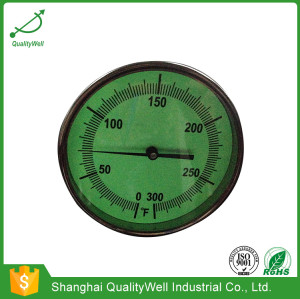 Glow in the dark bimetal thermometer GD series