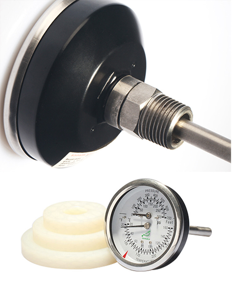 Tridicators-boiler gauge WHT-6S