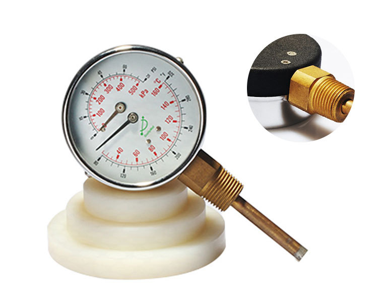 Tridicators-boiler gauge WHT-13I