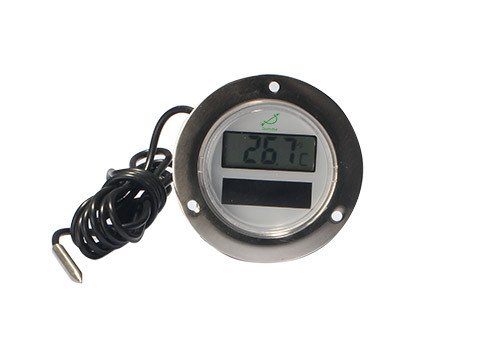 Solar digital thermometer flange mounting DST200 series