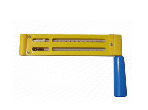 How to Read a Sling Psychrometer?