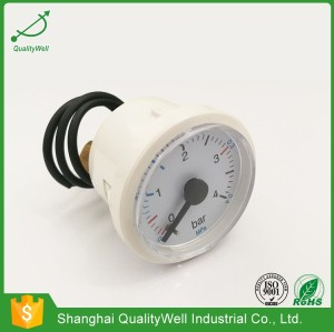 Remote reading pressure gauge RPG40