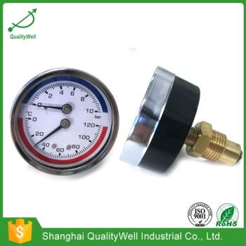 Tridicators-boiler gauge WHT-19