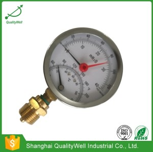 Tridicators-boiler gauge WHT-20
