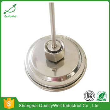 Female thread bimetal thermometer T series-F T400F