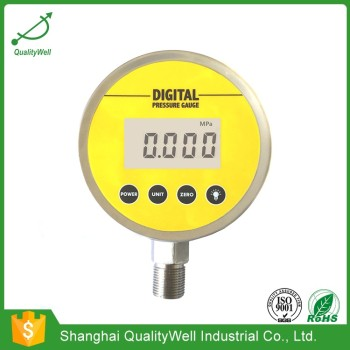 Intelligent digital pressure gauge DPG-S200