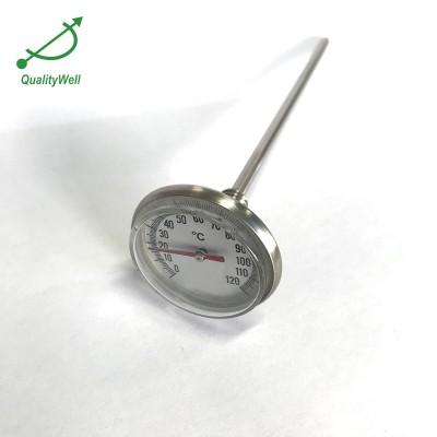 pocket bimetal thermometer for liquid PT1835C