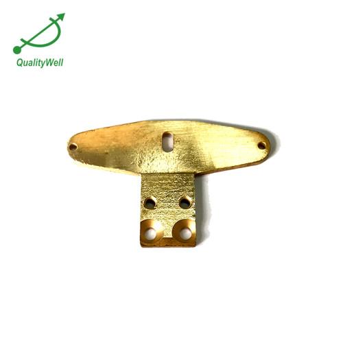 Pressure gauge holder