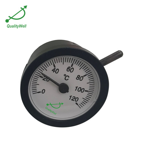 Plastic Case Remote Reading Thermometer With circle dial 200RF20011C