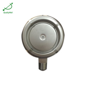 Pressure gauge with explosion-proof plate PG221VAE