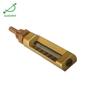 SK4 Series industrial glass thermometer