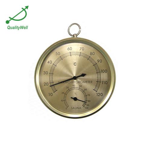 Dial hygrometer and temperature gauge TH400