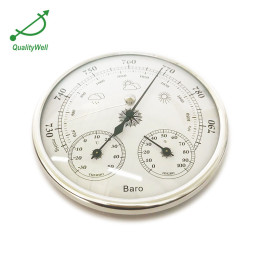 Nautical barometer thermometer BR500