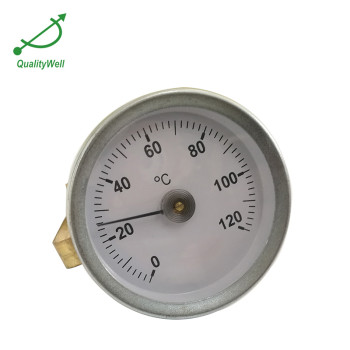 Surface bimetal thermometer with long strip ST221SS-3
