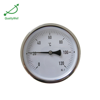 Europe type hot water bimetal thermometer EH series
