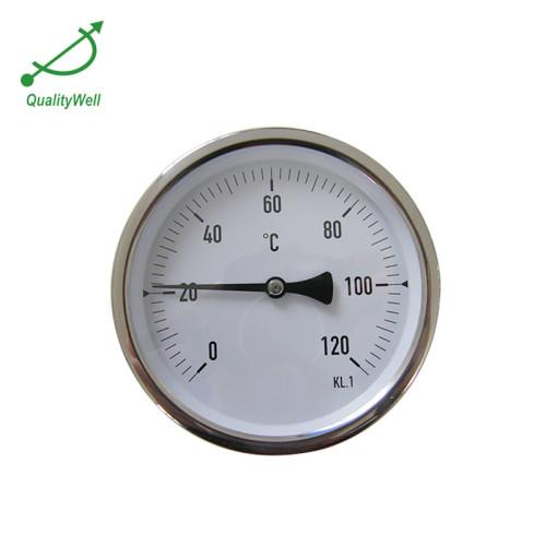 Europe type hot water bimetal thermometer EH series