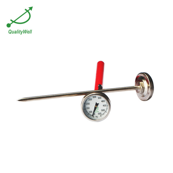 Pocket bimetal thermometer PT series