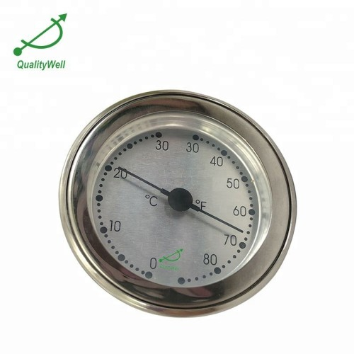 Wine thermometer with stopper WT