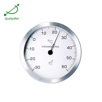 """12""""wall mounted thermometer W12"""