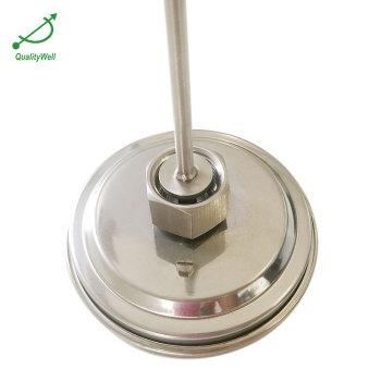 Female thread bimetal thermometer T series-F T400F