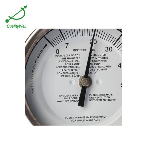 Maple Syrup bimetal thermometer