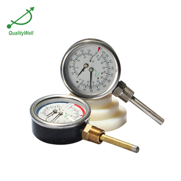 Tridicators-boiler gauge WHT-7