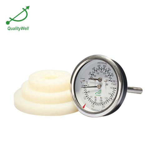 Tridicator-boiler gauge WHT-6S
