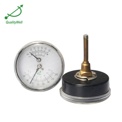 Tridicator-boiler gauge WHT-1B