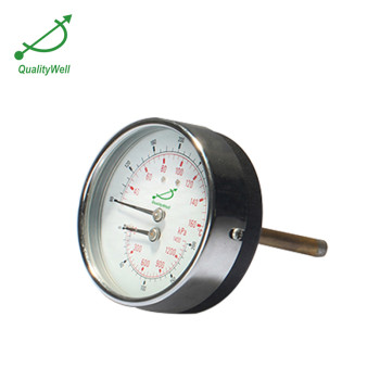 Tridicators-boiler gauge WHT-13