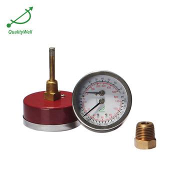 Tridicator-boiler gauge WHT-5